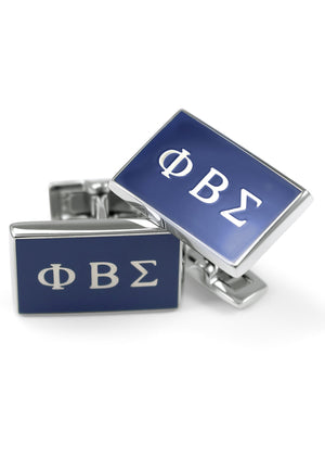 Accessories - Phi Beta Sigma Cuff Links