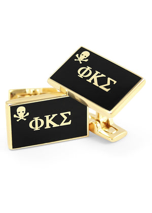 Accessories - Phi Kappa Sigma Gold Cuff Links
