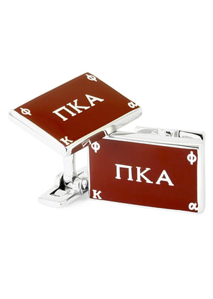 Accessories - Pi Kappa Alpha Flag Cuff Links