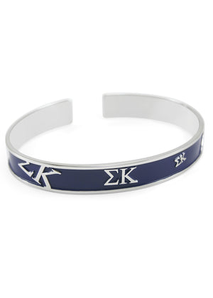 Accessories - Sigma Kappa Bangle (Purple)