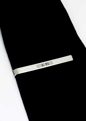 Accessories - Sigma Nu Fraternity Tie Clip Bar