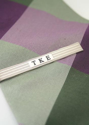 Accessories - Tau Kappa Epsilon Tie Clip Bar