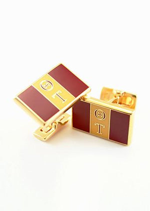 Accessories - Theta Tau Cufflinks
