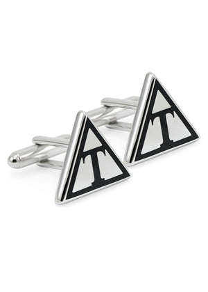 Accessories - Triangle Fraternity Cufflinks