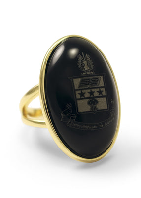 Alpha Chi Omega Duchess Ring