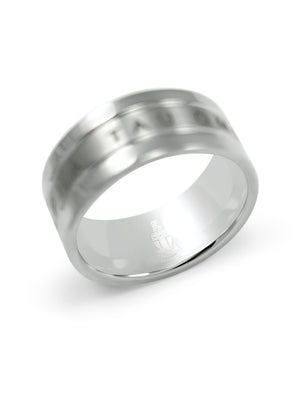 Ring - Alpha Tau Omega Tungsten Ring