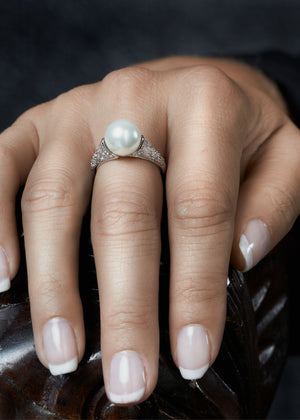Ring - Ethereal Pearl Ring