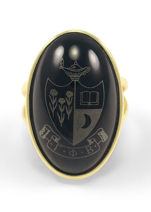 Ring - Gamma Phi Beta Duchess Ring