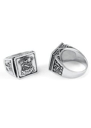 Ring - Phi Beta Sigma Fraternity Crest Ring