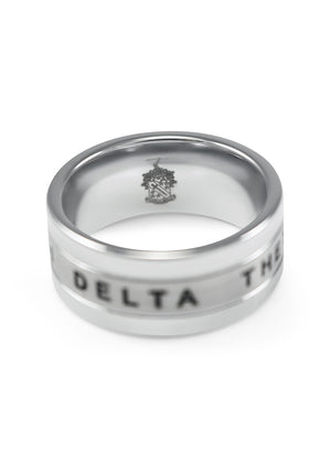 Ring - Phi Delta Theta Tungsten Ring