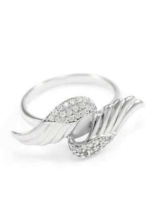 Ring - Pi Beta Phi Angel Wings Ring