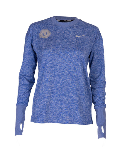 Nike USATF Women's Element Crew Long Sleeve