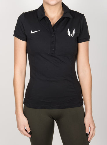 Nike USATF Women's Dri-FIT Wings Polo