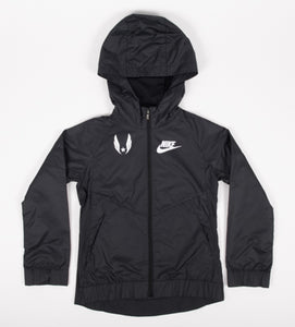 Nike USATF Girls' Windrunner Jacket