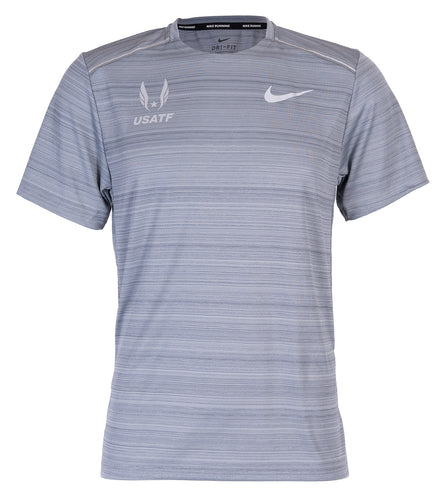 Nike USATF Men's Dri-FIT Miler Tee
