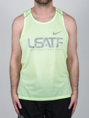 Nike USATF Men's Breathe Rise 365 Tank