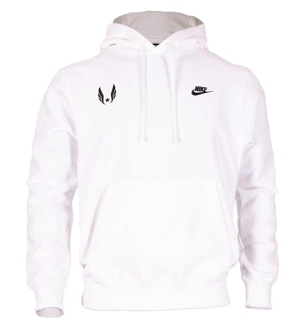 Nike USATF Men's Sportswear Club Fleece Hoodie