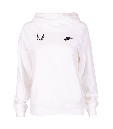 Nike USATF Women's Essential Funnel-Neck Pullover Hoodie