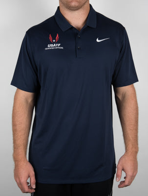 Nike USATF Men's Certified Officials' Polo