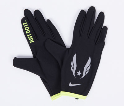 Nike USATF Women's Lightweight Rival Run Gloves