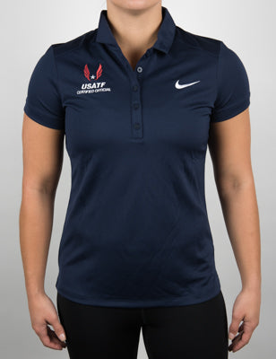 Nike USATF Women's Certified Officials' Polo