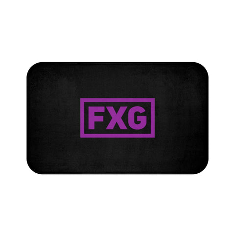 FXG Stamped Bath Mat