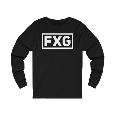 FXG Unisex Jersey Long Sleeve Tee
