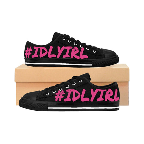 #IDLYIRL Women's Sneakers