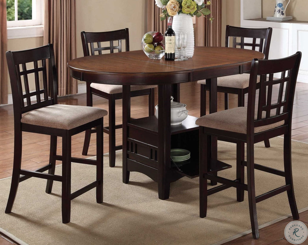 Lavon Counter Height Dining Room Set