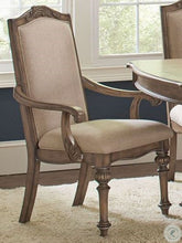 Load image into Gallery viewer, Ilana Antique Linen Dining Room Set