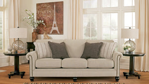 Milari Linen Living Room Set