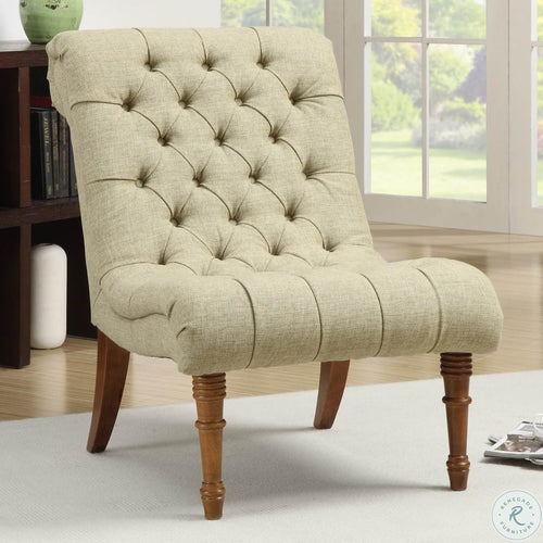 902218 Tufted Accent Chair
