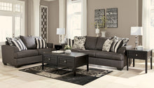 Load image into Gallery viewer, Levon Charcoal Living Room Set