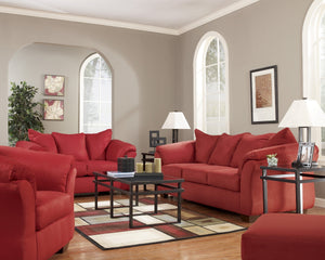 Darcy Salsa Living Room Set