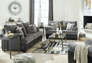 Millingar Smoke Living Room Set