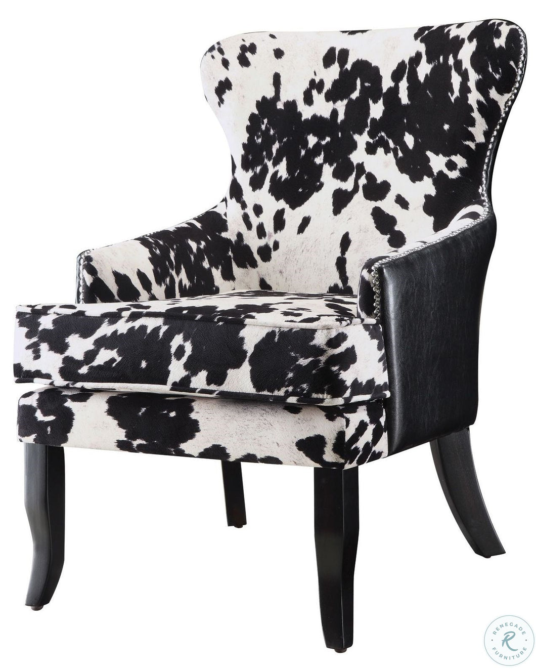902169 Brown Accent Chair