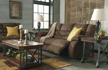 Load image into Gallery viewer, Tulen Chocolate Reclining Living Room Set