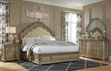 Load image into Gallery viewer, Bordeaux 5pc Bedroom Group