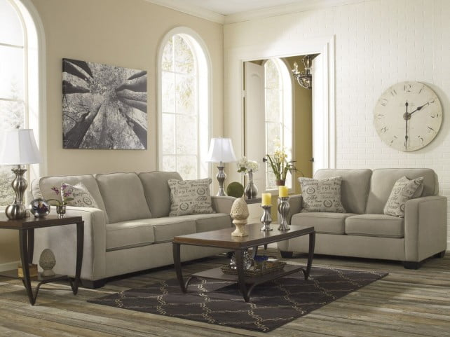 Alenya Quartz Living Room Set