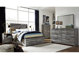 Signature Design by Ashley 5pc BaystormQueen Bedroom Group
