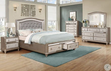 Load image into Gallery viewer, Bling Game 5pc Panel Bedroom Set