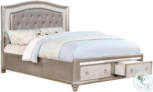 Bling Game 5pc Panel Bedroom Set