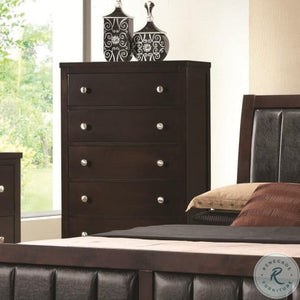 Carlton 5pc Panel Bedroom Set