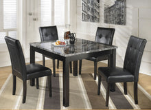 Load image into Gallery viewer, Maysville 5 Piece Square Counter Height Dining Room Set