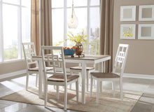 Load image into Gallery viewer, Brovada Two-Tone Rectangular 5 Piece Dining Room Set