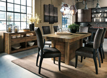 Load image into Gallery viewer, Sommerford Brown Rectangular Dining Room Set