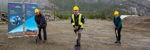 Community News: Carbon Engineering Breaks Ground at Innovation Centre