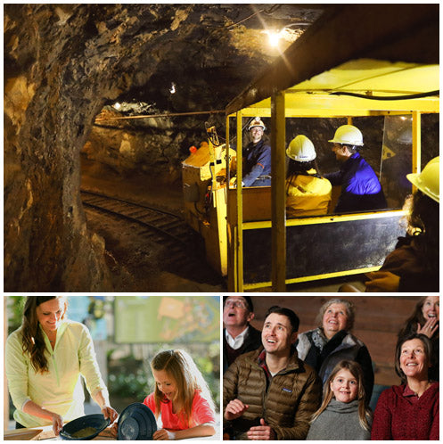 Group Attractions at Britannia Mine Museum