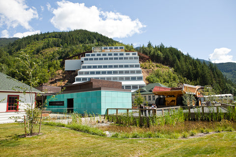 Britannia Mine Museum in Squamish