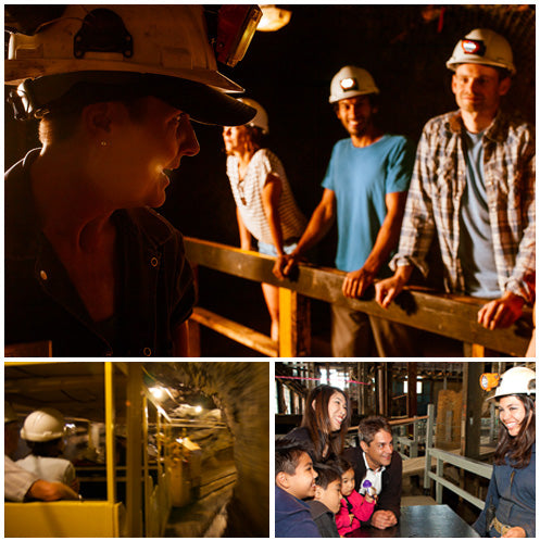 Hours and Tours at Britannia Mine Museum